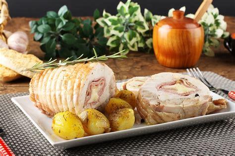 Come Cucinare Il Rollè Di Pollo by Ricetta Roll 232 Di Pollo Con Prosciutto E Formaggio