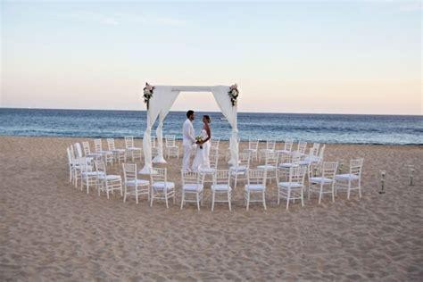 sandos finisterra los cabos wedding modern destination