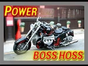 Moto Boss Hoss : 19 v8 8000cc motorcycle boss hoss burnout youtube ~ Medecine-chirurgie-esthetiques.com Avis de Voitures