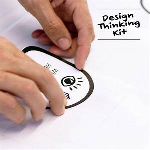 Design Thinking Kit - Effective Teamwork Tools