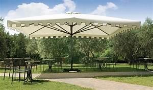 sonnenschirm scolaro capri grossschirm stockschirm With französischer balkon mit sonnenschirme gastronomie 5x5m
