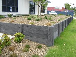Concrete Retaining Wall Ideas BEST HOUSE DESIGN : Simple ...
