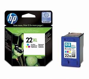 HP 22XL Tri-colour Ink Cartridge Deals | PC World