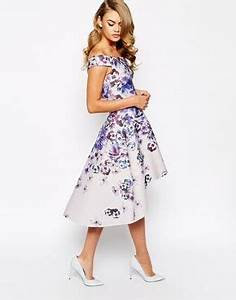semi formal wedding guest dresses floral wedding guest With floral dress wedding guest