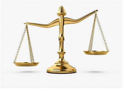 Balance Justice Scales Court Clipart Golden Judiciary