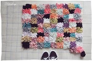 Comment Faire Des Pompons Avec Un Appareil : diy comment faire un tapis soi m me le meilleur du diy ~ Zukunftsfamilie.com Idées de Décoration