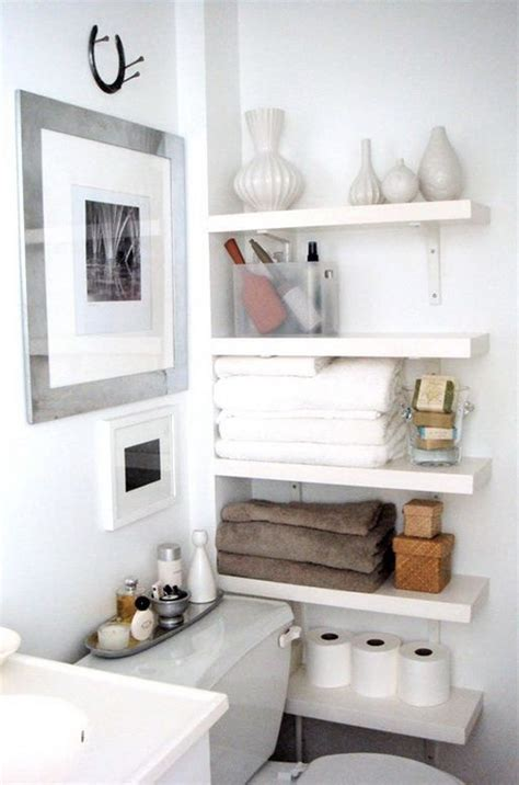 Storage Ideas For Small Bathroom by Best 25 Small Bathroom Storage Ideas On Small