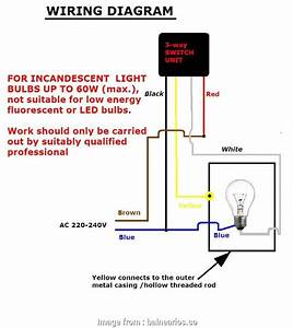 How To Wire A Light Switch To A Fluorescent Light Best