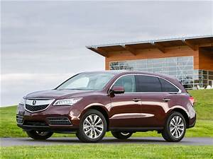 2016 Acura MDX Models, Trims, Information, and Details
