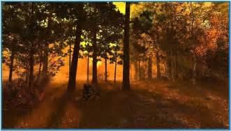 Free 3D Screensavers Fall Autumn
