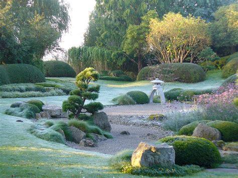 Japanischer Garten Im Herbst by Roji Japanische G 228 Rten Herbst Im Japanischen Garten In