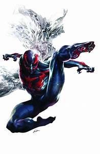Exclusive Marvel Comics Preview: Spider-Man 2099 #2