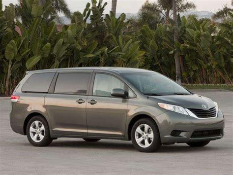 8 Best Used Minivans Autobytelcom