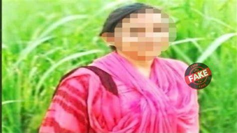 Fake: Wrong image of Hathras rape victim goes viral on ...