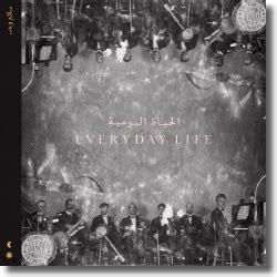 coldplay praesentieren das album everyday life