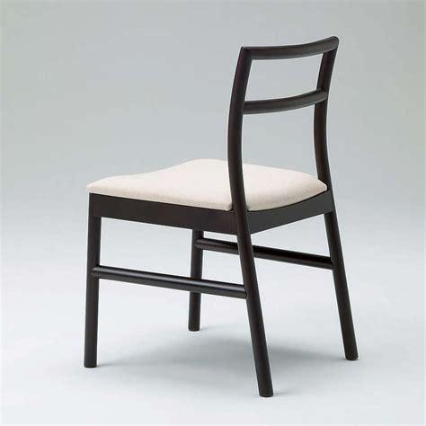 bambu chair japanese modern wooden design dining chair