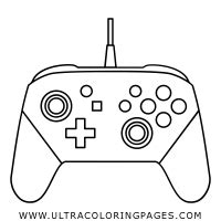 nintendo switch coloring pages ultra coloring pages