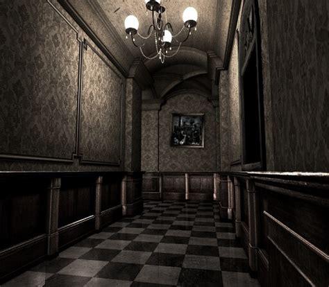 L-shaped Corridor (spencer Mansion)