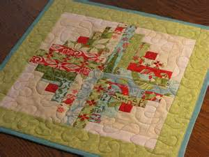 antique kitchen island table quilted table topper table quilt centerpiece by dollpatchworks