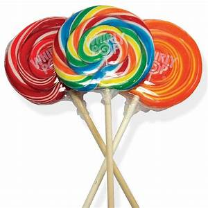 """Whirly Pops Lollipop 3"""" - Party Bag Fillers & Sweets"""