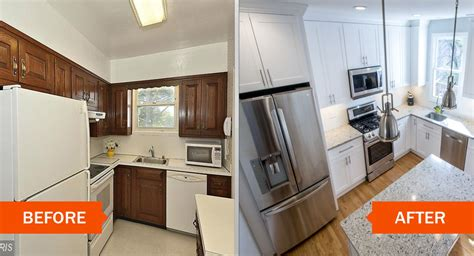 small condo kitchen makeover condo remodel before and after florida condo decorating 5364