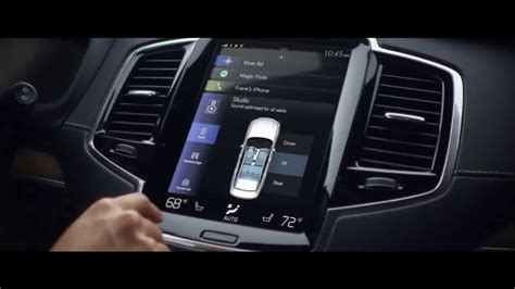 Volvo Commercial by Volvo Xc90 Ad Commercial On Tv