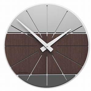 Grande Horloge Murale Originale : horloge murale benja cub ~ Teatrodelosmanantiales.com Idées de Décoration