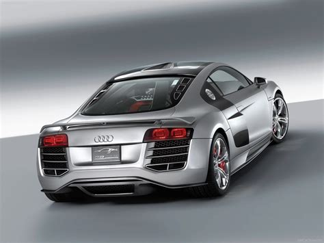Audi R8 V12 by The New V12 Audi R8 Car Tuning