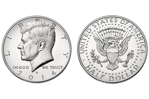 kennedy  dollar values  prices