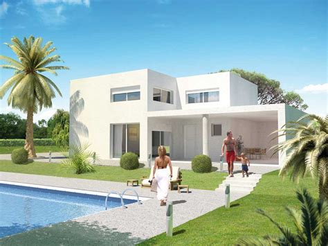 villa et maison de villas et maisons de constructeur choisirmonconstructeur