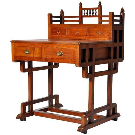 art desks for sale art deco desk with five drawers for sale at 1stdibs