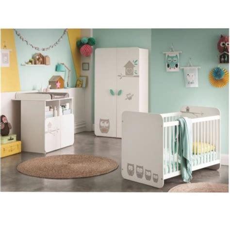 chambre complète pour bébé pas cher décorer
