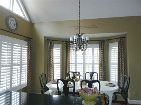 24 best plantation shutters with curtains images on