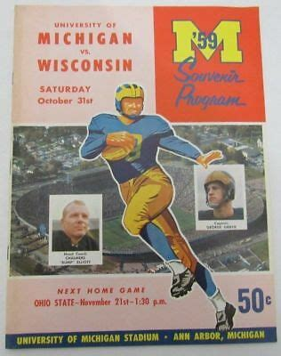 Look Michigan And Wisconsin Game  News
