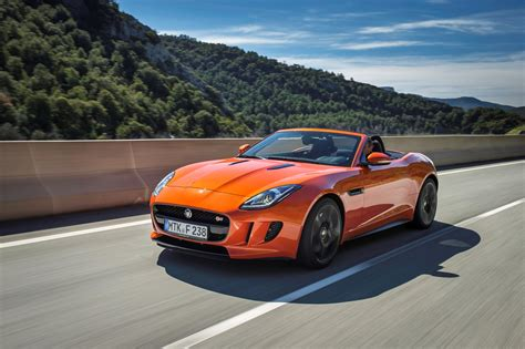 2014 Jaguar F-type Review, Ratings, Specs, Prices, And