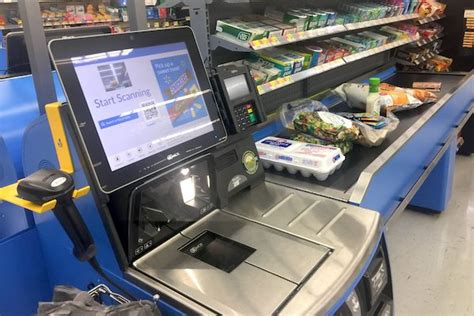 Stealing From Walmart Self-checkout Is Not Smart