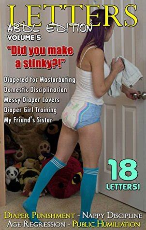 letters abdl edition volume   rozlyn snow