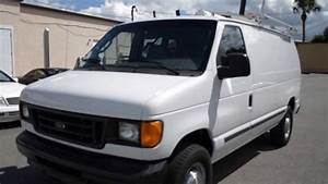 2004 Ford E250 Cargo Van 1 Owner No Accidents Clean Carfax