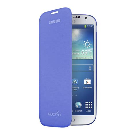 Samsung Flip Cover S4 Merah samsung flip cover for galaxy s4