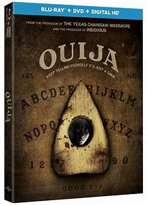 Ouija Blu Ray DVD Digital HD Release Dates And Cover