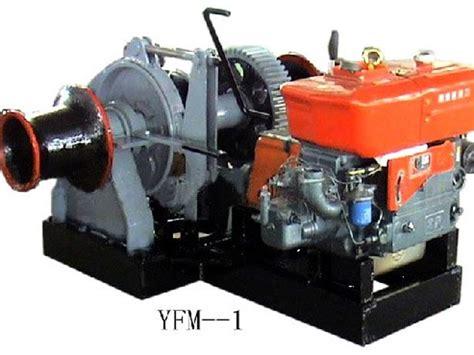 Boat Engine Winch by Drum Anchor Winch For Sale Ellsen Anchor Winch