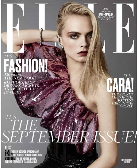 Elle (usa) Magazine Subscription  Fast Delivery