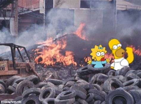 Tire Fire Pictures