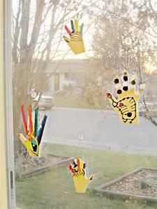 Fensterdeko Weihnachten Kinder : fensterdeko basteln 55 ideen f r jede jahreszeit ~ Yasmunasinghe.com Haus und Dekorationen