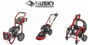 Husky Electric Pressure Washer Hu80220 Parts