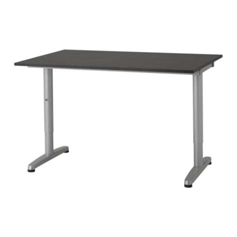 ikea galant corner desk black home office furniture ikea