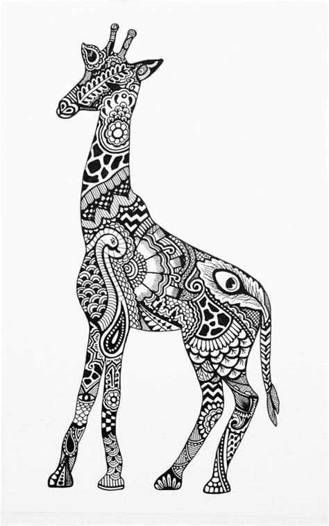 henna giraffe designs drawings google search vector