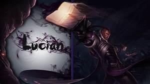 Lucian Fan Art - League of Legends Wallpapers