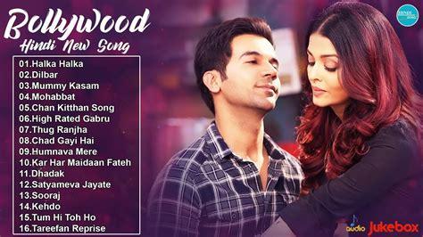Top Hindi Songs 2018 [trending