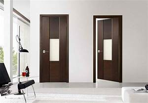 15 wooden panel door designs home design lover With interior door designs for homes